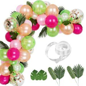 83 in 1 Dschungel Party Ballon Mega Set