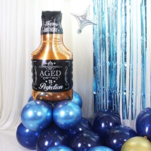 87 in 1 Happy Birthday Aged to perfection Party Mega Set
