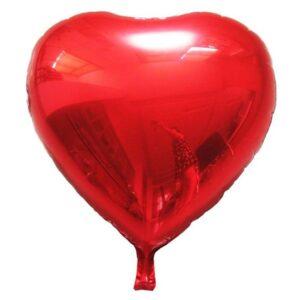 Folien Ballon XXL Herz 80cm