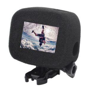 GoPro Hero 7 6 5 Windschutz Gehäuse