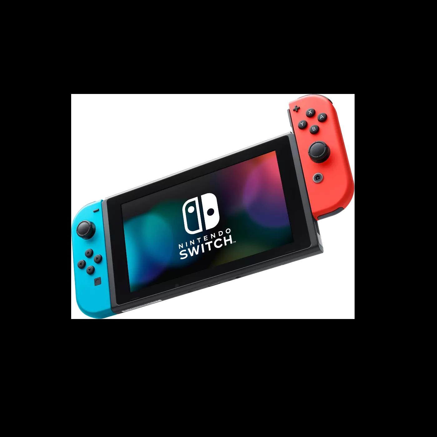 Nintendo switch Rot Blau
