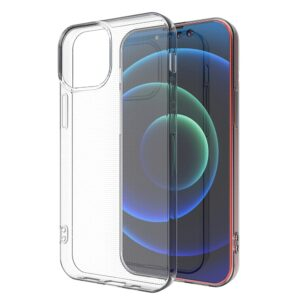 iPhone 13 Mini Slim Gummi Hülle Transparent