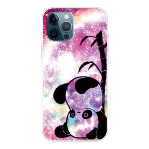 iPhone 13 Pro Max Super Slim Gummi Schutzhülle Panda