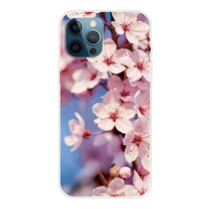 iPhone 13 Pro Super Slim Gummi Schutzhülle Blüten