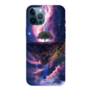 iPhone 13 Pro Super Slim Gummi Schutzhülle Mystischer Baum