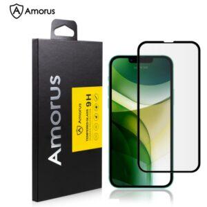 iPhone 13 Mini Premium Panzerglas Displayschutz Vollbild