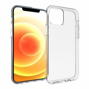 iPhone 13 Slim Gummi Hülle Transparent