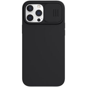 iPhone 13 Pro Max Silikon Hülle mit Kameraschutz